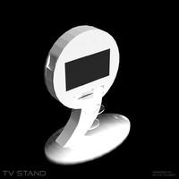 tv stand obj