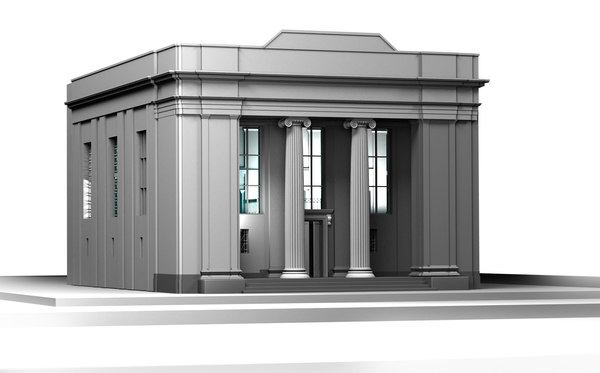 3d building montreal poste office