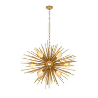 eichholtz chandelier boivin 3d model