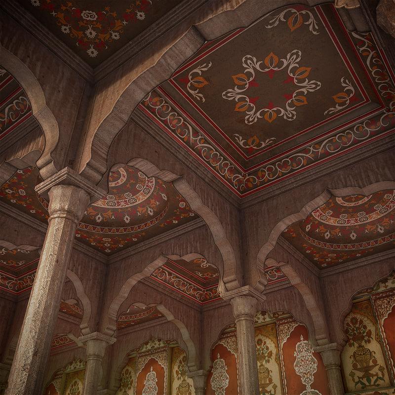 3d badshahi mosque chiniot