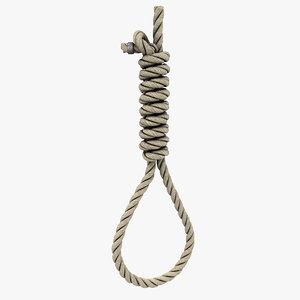 3d noose