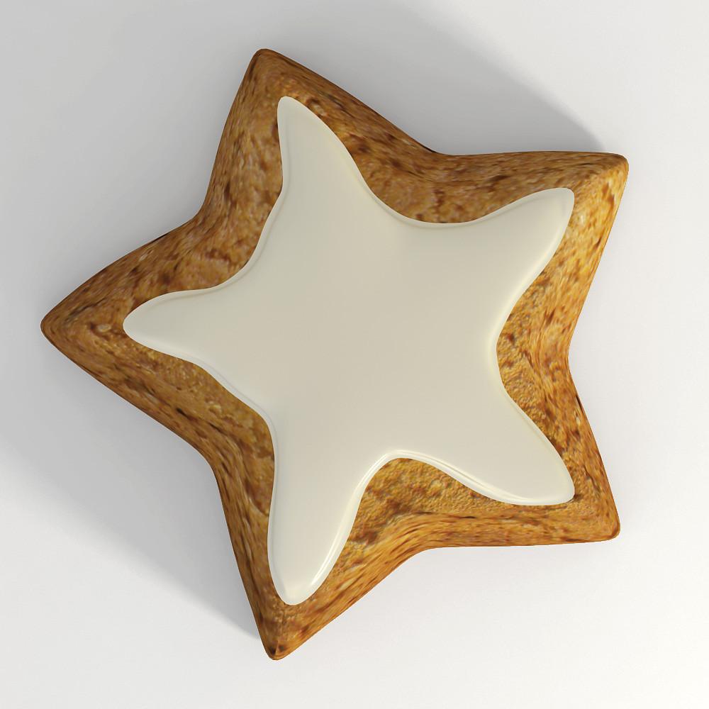3d cook star
