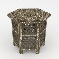 max table moroccan