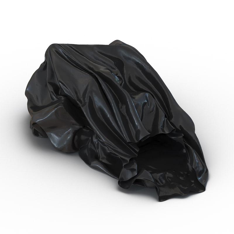 3d garbage bag 3