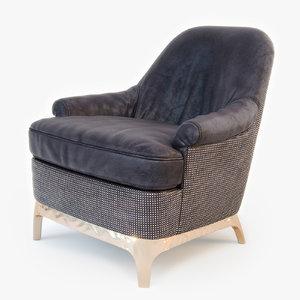 timothy oulton bastille armchair max