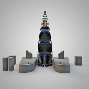 3d riyadh al faisaliah center
