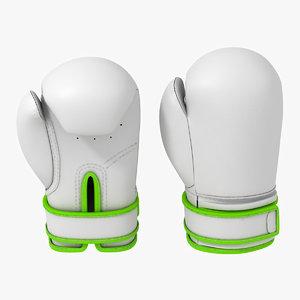 boxing glove 3d max
