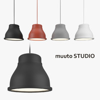 3d muuto studio lamp