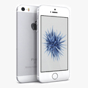 apple iphone se 3D models