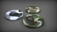 landmine camouflage 3ds