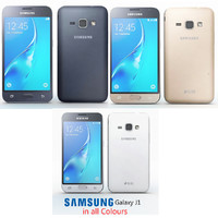 samsung galaxy j1 2016 3d model