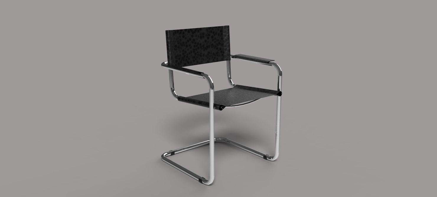 3d chair gama