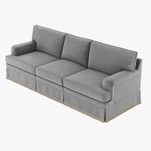3d model sofa greatroom