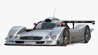 Mercedes Benz CLR99 CLK GT PBR