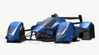 3d model rb x2010 x1 formula