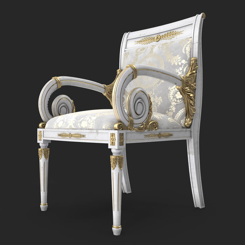 3d model classical angelo cappellini