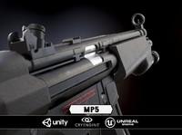 smg 5 3d model