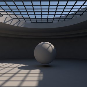 c4d arboretum sphere
