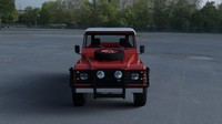 fbx land rover defender 110