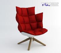 husk chair max