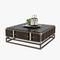 eichholtz astoria coffee table 3d max