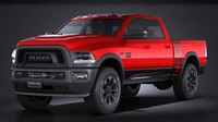 Dodge Ram 2500 PowerWagon 2015