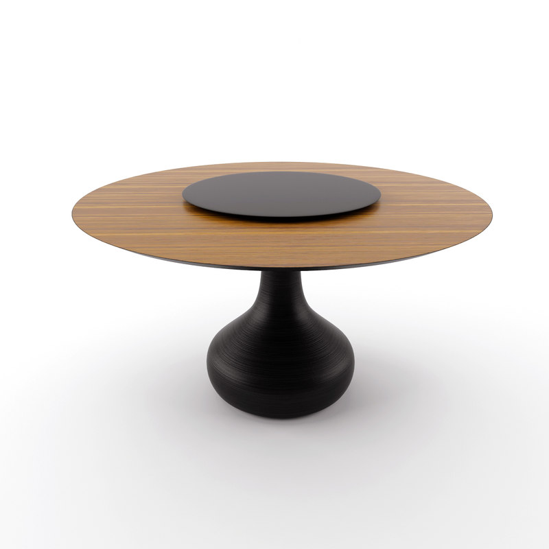 cattelan table 3d model