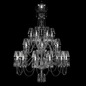 lamp light waterford ardmore 3d obj
