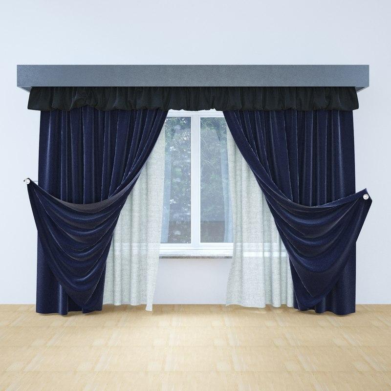 misty curtain velvet max free
