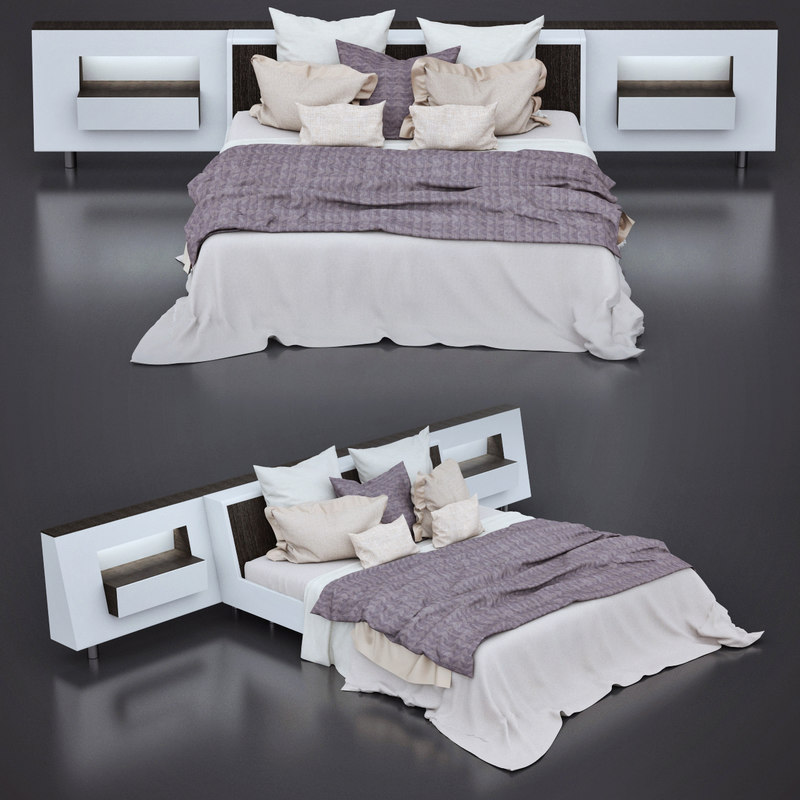 3d bed master