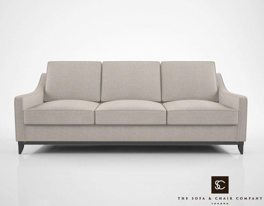 3d sofa chair company spencer
