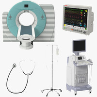 Medical Equipment Collection 01
