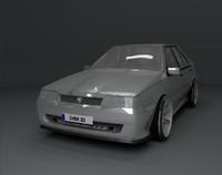proton saga lmst 3d model