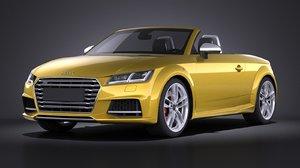 2015 roadster audi max