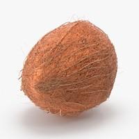 coconut 3d max