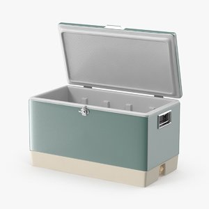 3d open cooler