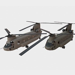 ch-47 chinook helicopter australian max