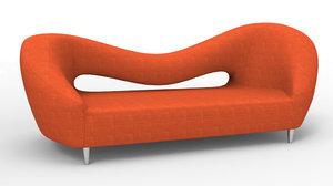 3d flirt sofa