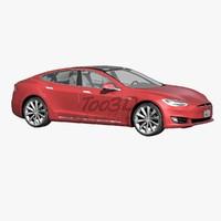 Tesla Model S 2016  L3