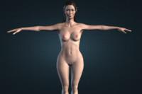 3d nude eva elf v1