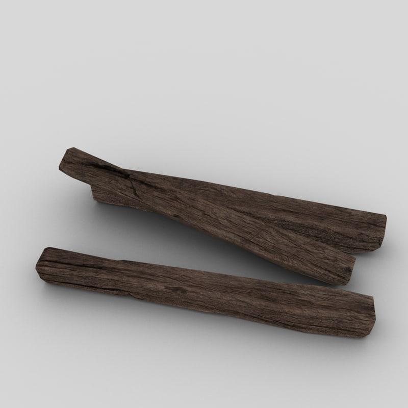 3d wood