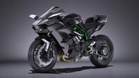 Kawasaki Ninja H2R Supercharged 2016