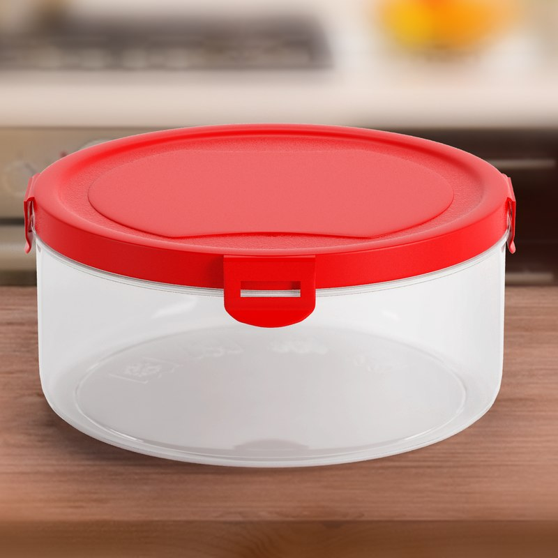 food canister 3d max