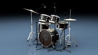 Drum kit 1