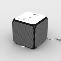 Sony SRS-X11 White Bluetooth Portable Speaker