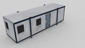 3d low poly model