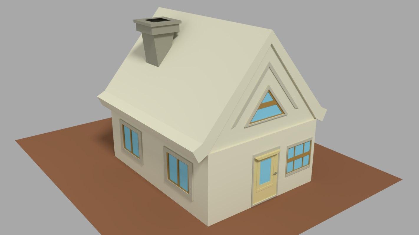 3d house v 1