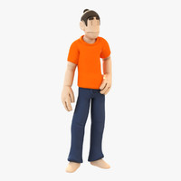 max clayman cartoon character