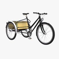 Trike Cargo Bicycle