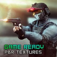 Futuristic Sniper/Soldier